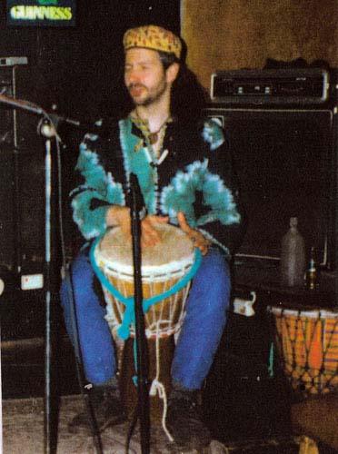 African tour 1998