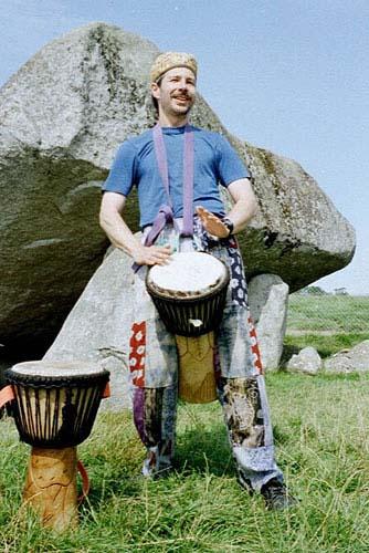 Dolmen in Carlow (Ireland 2003)