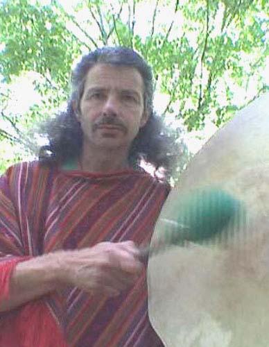 Shamanic drum (2004)