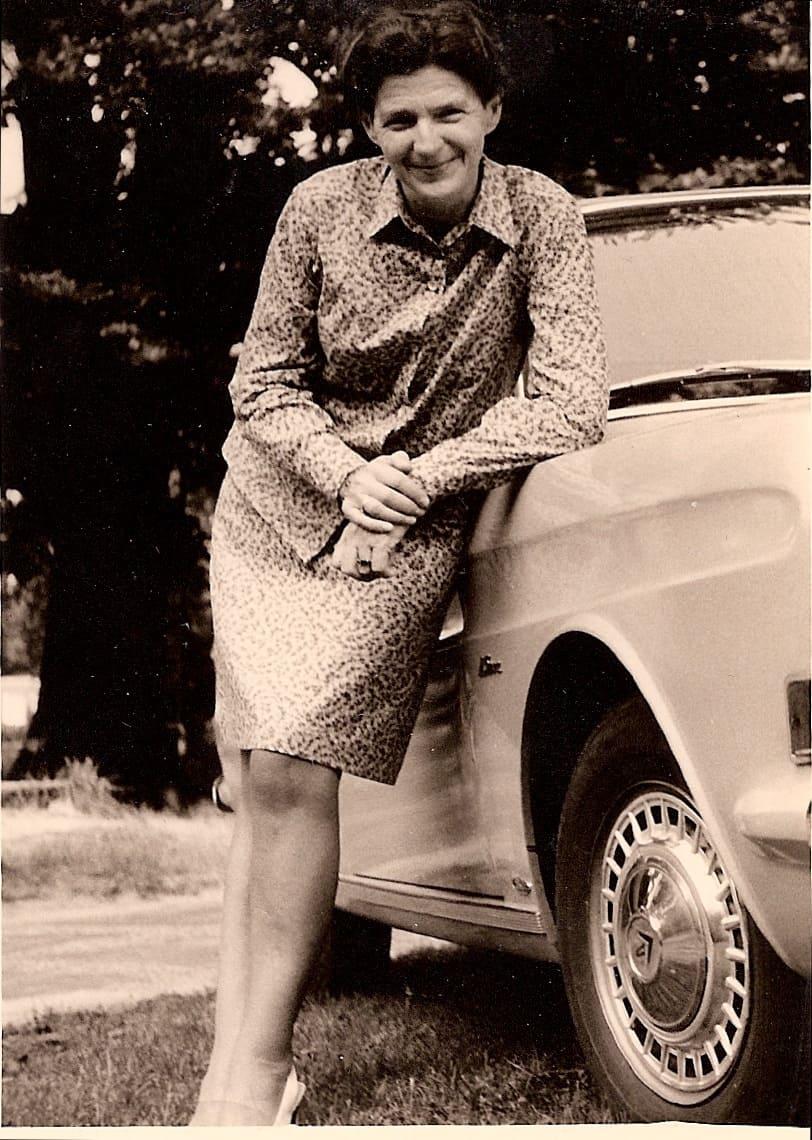 Gisela Wiegandt - 1970