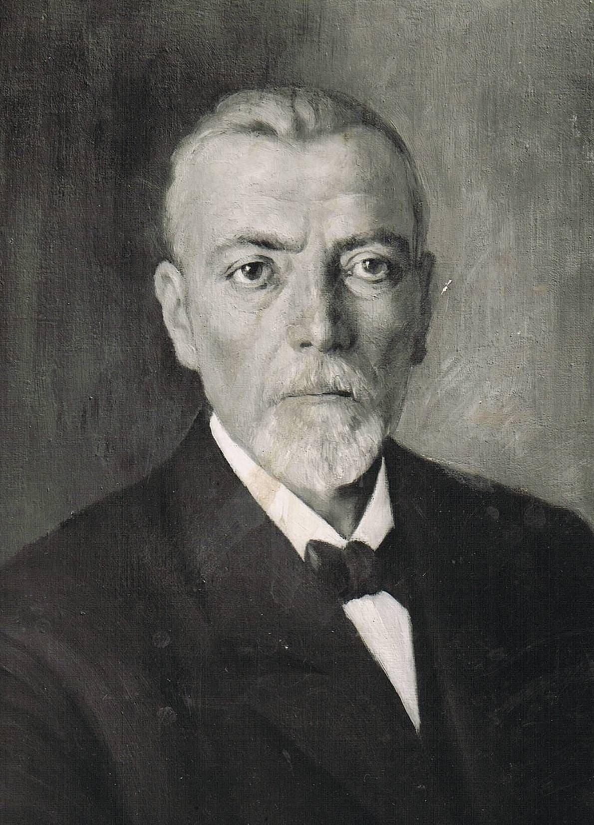 Heinrich Reuss - 1920