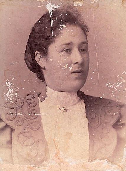 Maria Falkenburg - 1905