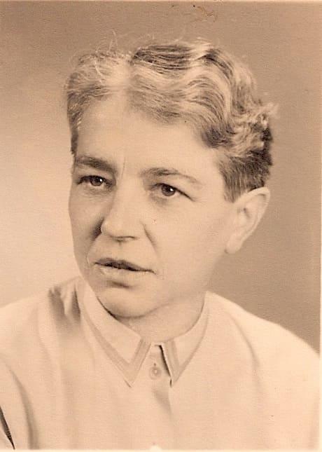 Mariechen Falkenburg - 1940