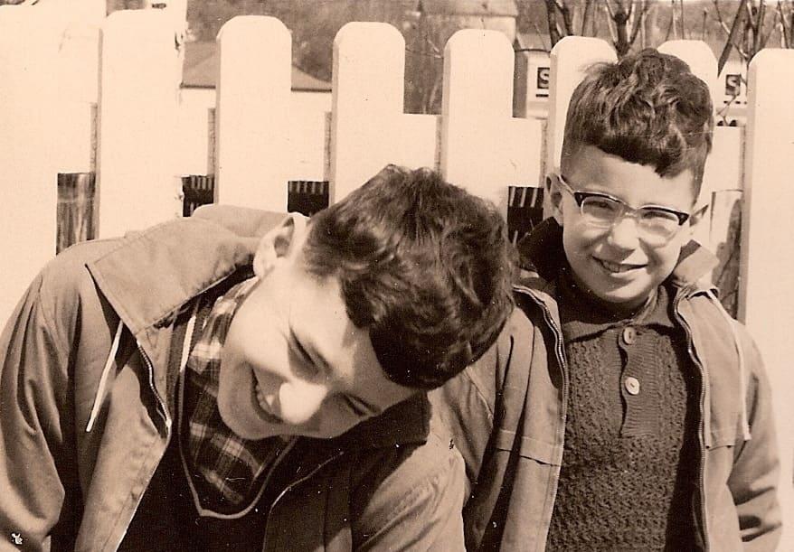 Michael & Thomas Wiegandt - 1962