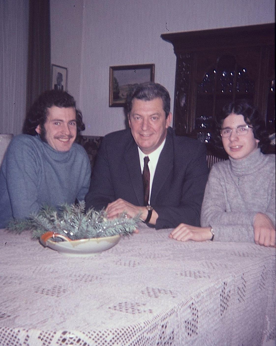 Michael, Werner & Thomas Wiegandt - 1970