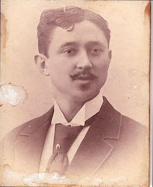 Philip Falkenburg - 1870