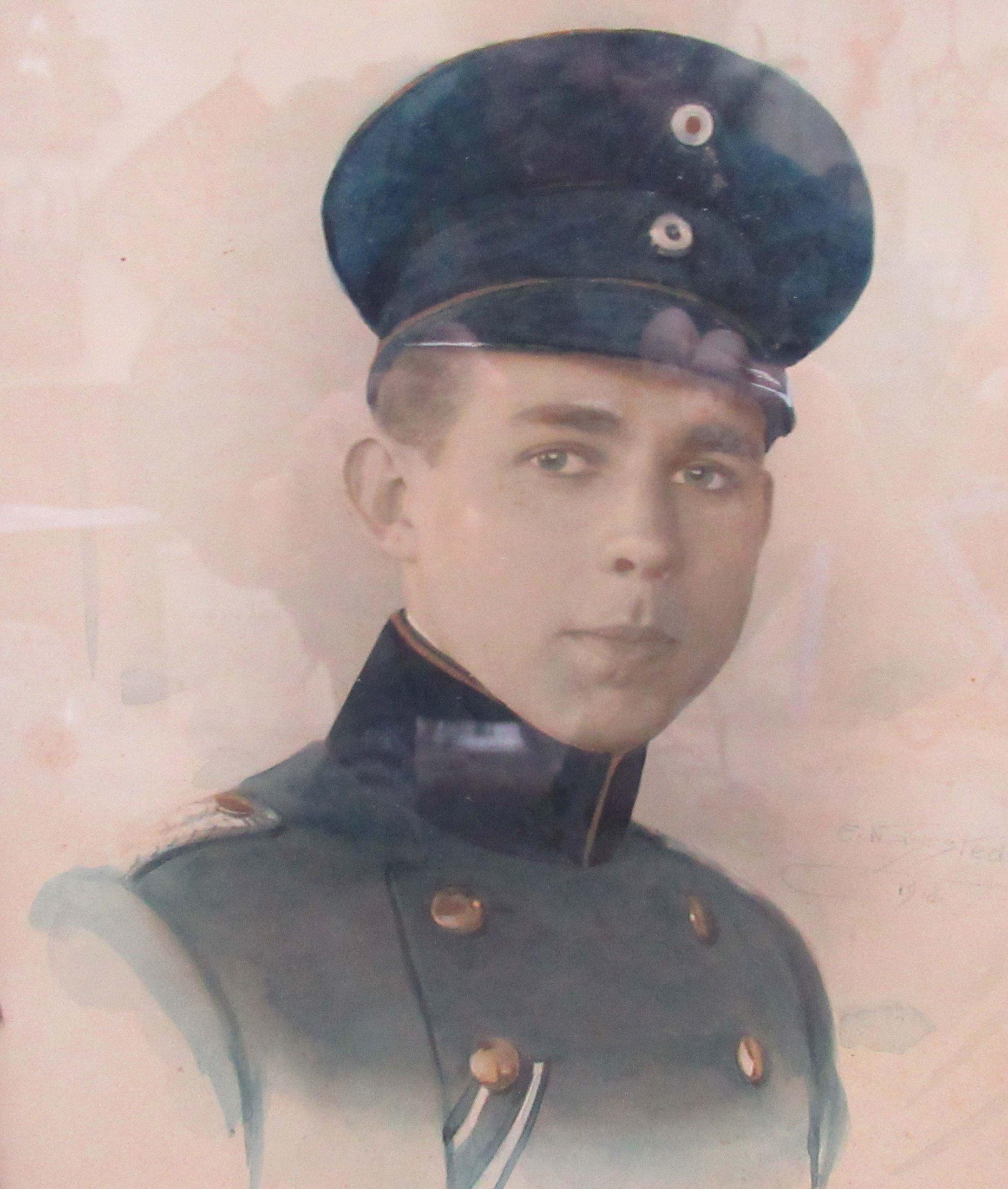 Richard Falkenburg - 1918