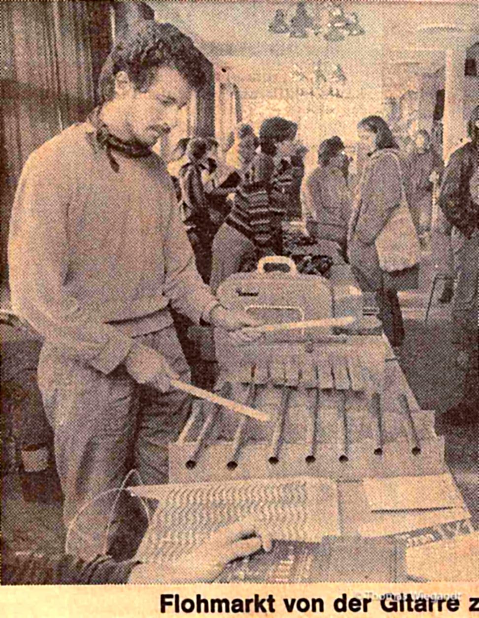 Cuprophone (Newspaper 1984)