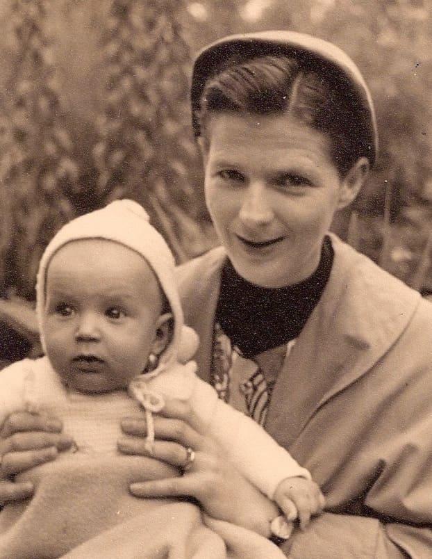 Thomas & Gisela Wiegandt - 1955