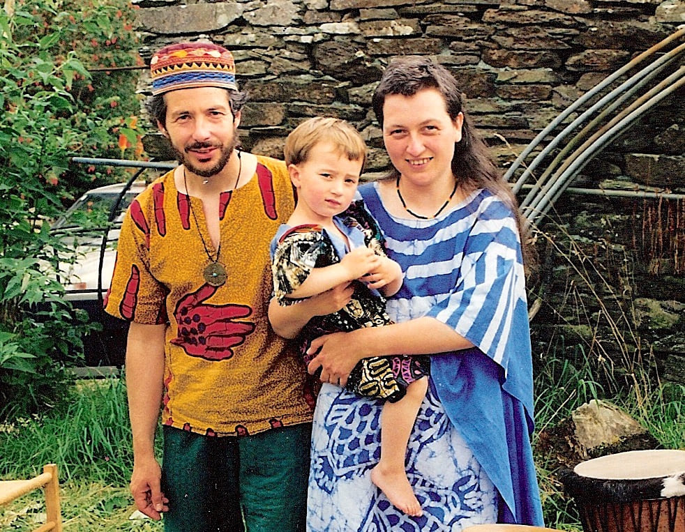 Thomas & Maire Wiegandt - Annette Paetzold - 1997