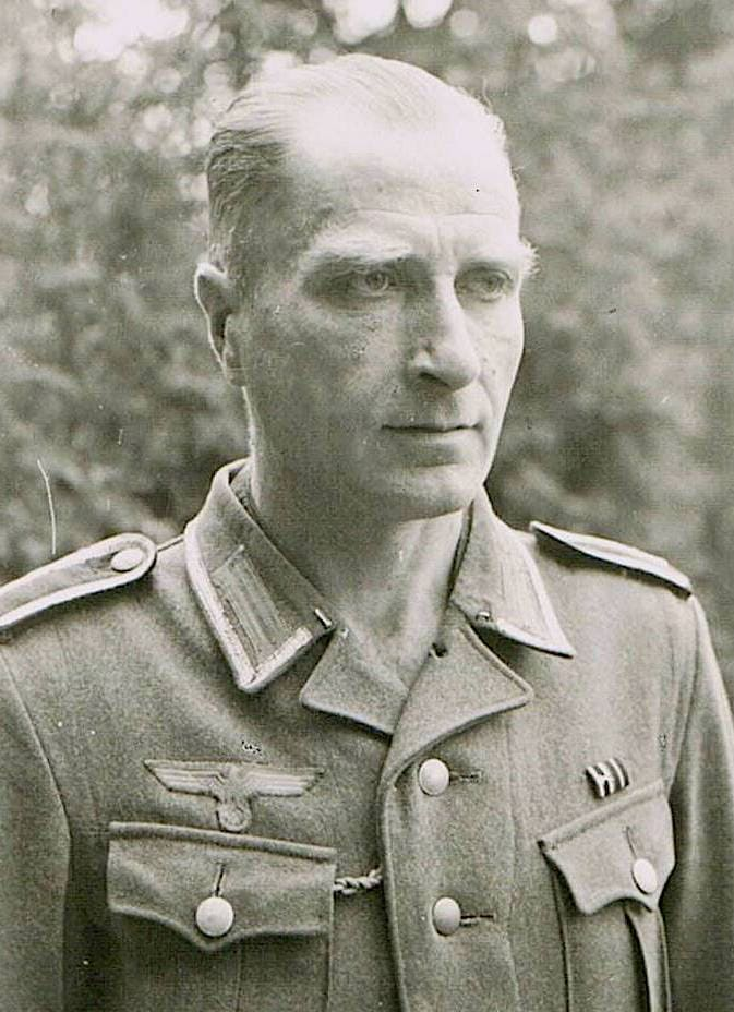 Valentin Reuss - 1939-1945