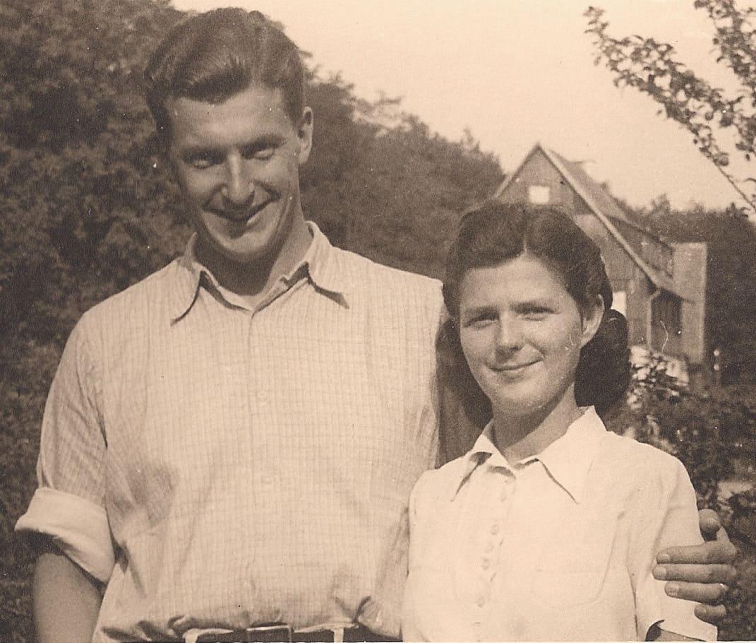 Werner & Gisela Wiegandt - 1948