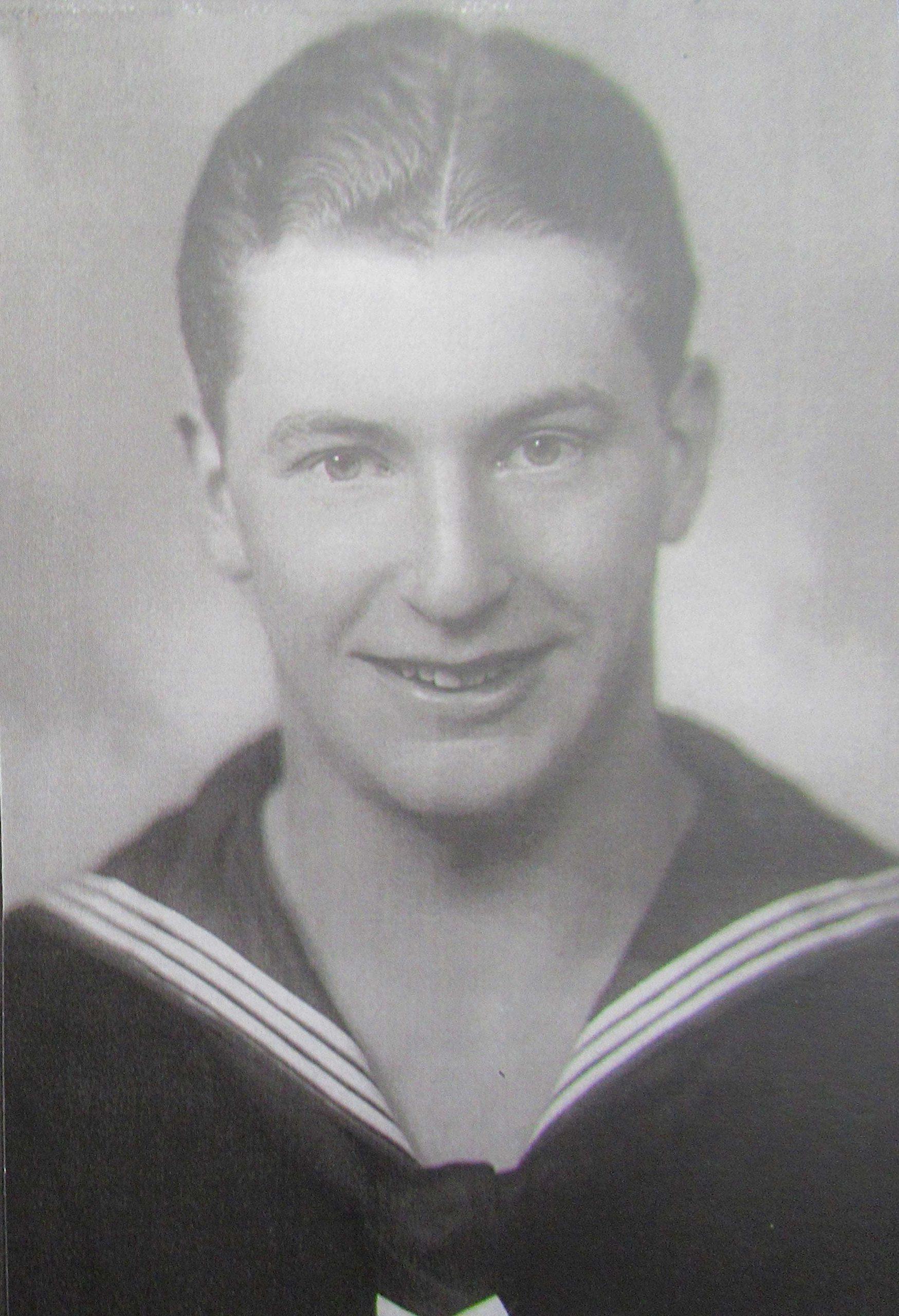 Werner Wiegandt - Marine - 1944