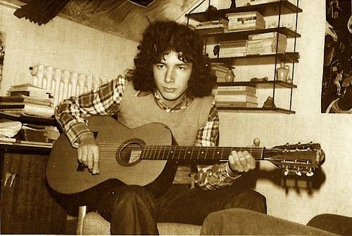 Thomas Wiedgandt 1973