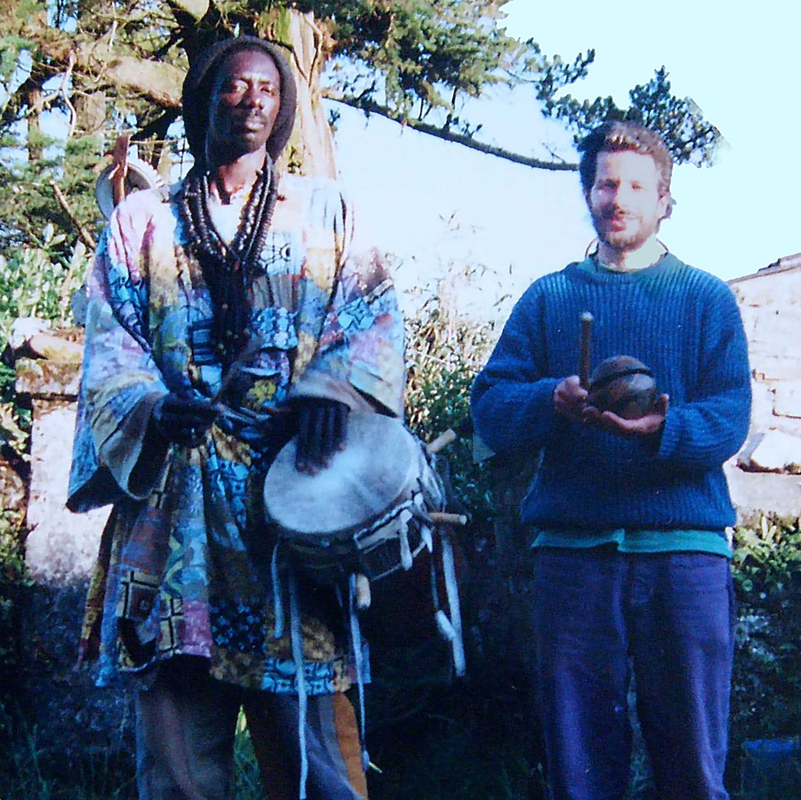 Demba Sow + Thomas - 1998