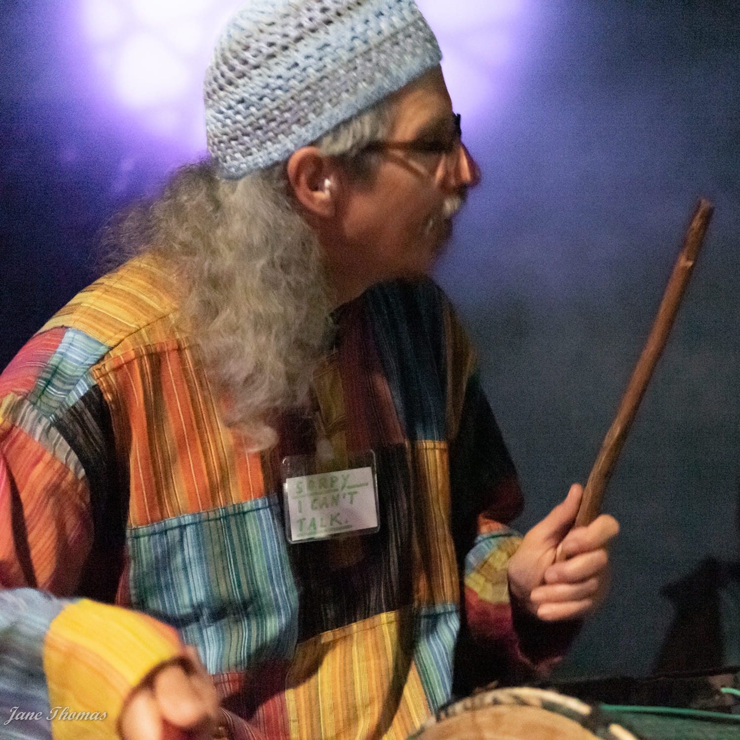 Drumming at Kupala Festival Bantry (2019)